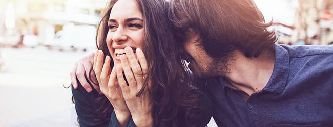 Körpersprache beim mann flirten