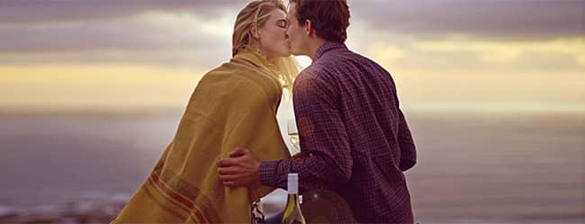 Kennenlernen erster kuss