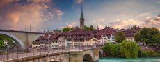 Panorama von Bern soll motivieren Singles aus Bern kennenzulernen