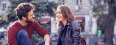 Mann und Frau als Singles in Nürnberg unterwegs