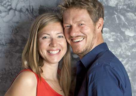 Portraitbild ElitePartner-Erfolgsgeschichte Daniela und Carsten